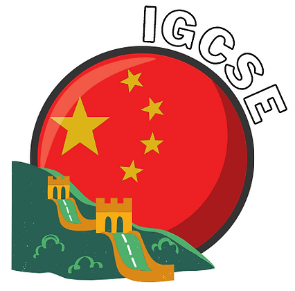 IGCSE Chinese as a Foreign Language