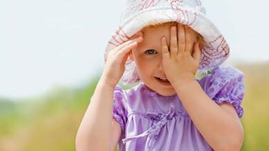 Soleil: comment bien protéger son enfant?