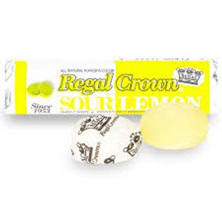 Sour Lemon Hard Candies