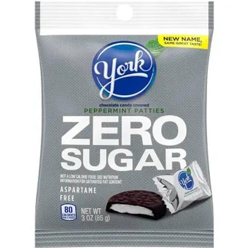 Sugar Free-York Patties
