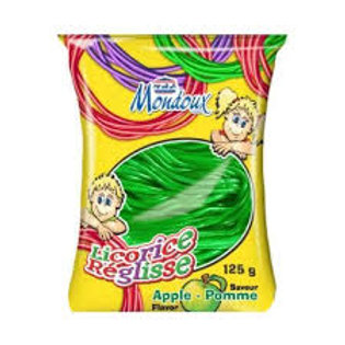 Licorice Laces- Green Apple