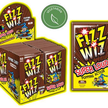 Fizz Wizz Cola Popping Candy