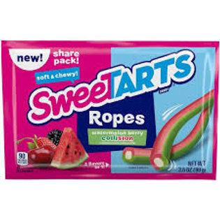 Sweet Tart Watermelon Berry Ropes