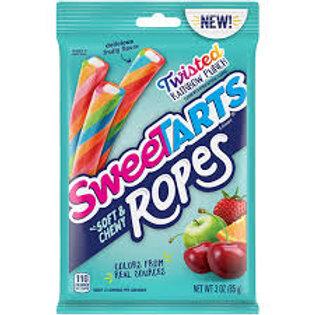 Sweet Tart Twisted Rainbow Ropes