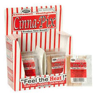 Cinna Pix Cinnamon Toothpicks