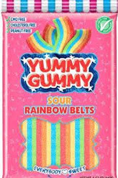Sour Rainbow Belts