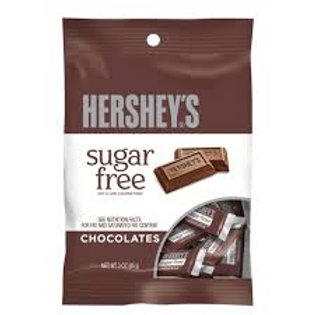 Sugar Free Hershey Milk Chocolates