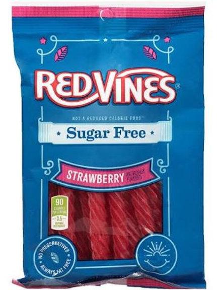 Sugar Free- Red Vines Licorice