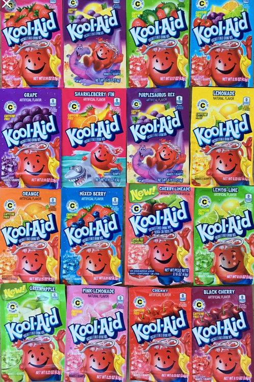 Kool Aid Packages