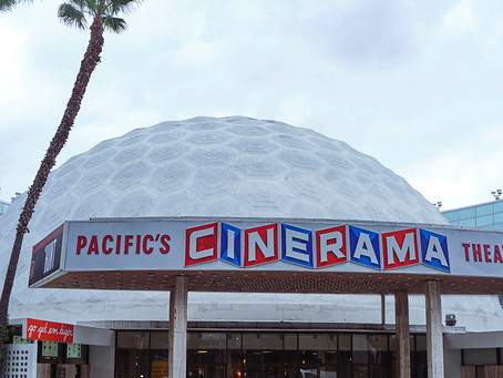 Pacific Theatres Files for Chapter 7 Bankruptcy