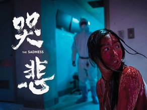 Taiwanese Horror film titled 'The Sadness' gets a gruesome red band trailer!