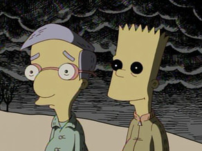 """The Simpsons share a new Halloween short film titled the """"The Telltale Bart."""""""
