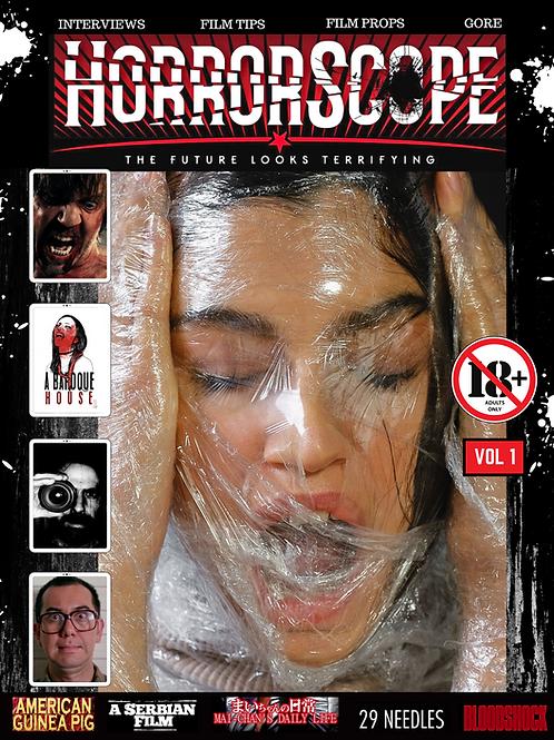 HORRORSCOPE EXTREME VOL 1