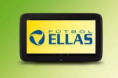 Logotipo FútbolEllas