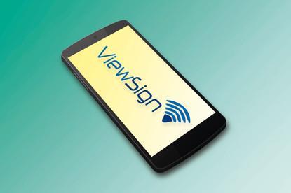 Logotipo ViewSign