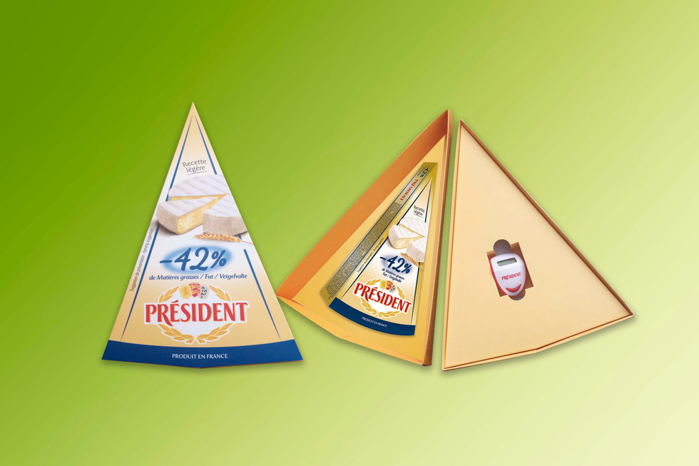 Caja Cuña President