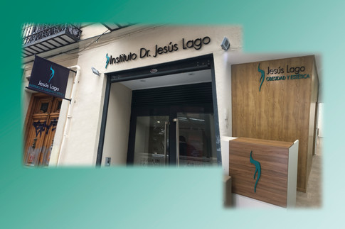 Señalética Clínica Dr. Jesús Lago