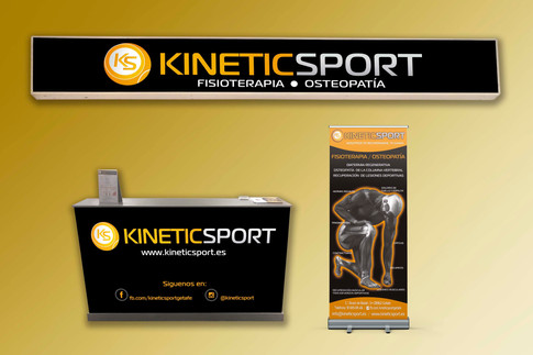 Señalética KineticSport