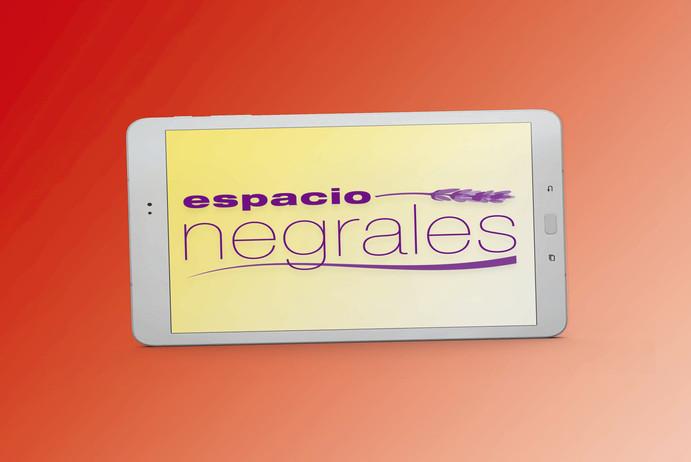 Logotipo Espacio Negrales