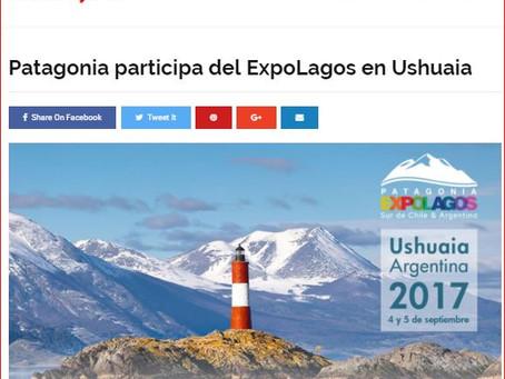 Patagonia participa del ExpoLagos en Ushuaia (Mensajero)