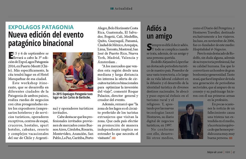 Expolagos Argentina
