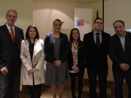 Intendenta y SEREMI de Economía participaron de capacitación de destino de SERNATUR