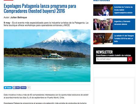 Expolagos Patagonia lanza programa para compradores