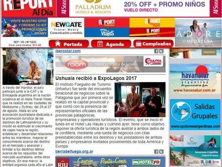 Ushuaia recibió a ExpoLagos 2017