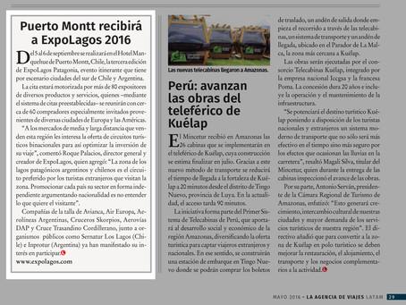 Puerto Montt recibirá a Expolagos 2016
