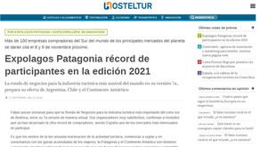Expolagos Patagonia récord de participantes en la edición 2021
