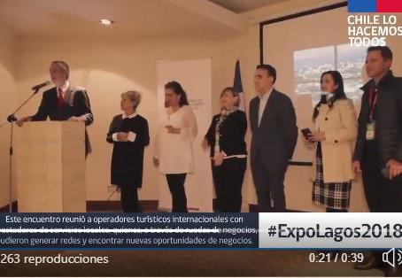 Intendencia Magallanes sobre Expolagos 2018