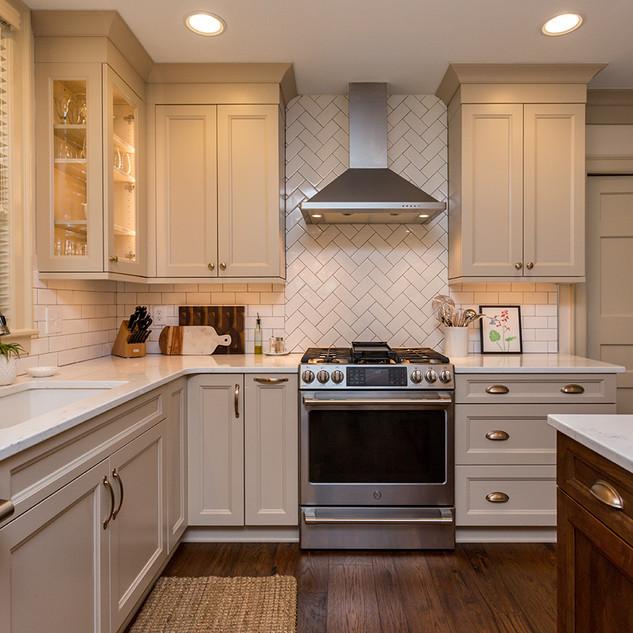 Des Moines Kitchen Remodel
