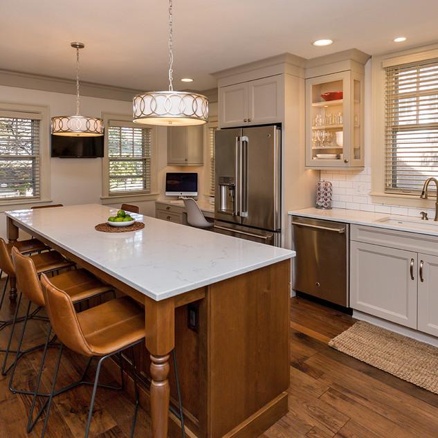 Kitchen Remodel in Des Moines