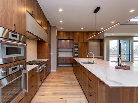 Ridgeview – Custom Kitchen Design, New Construction in Urbandale, Iowa