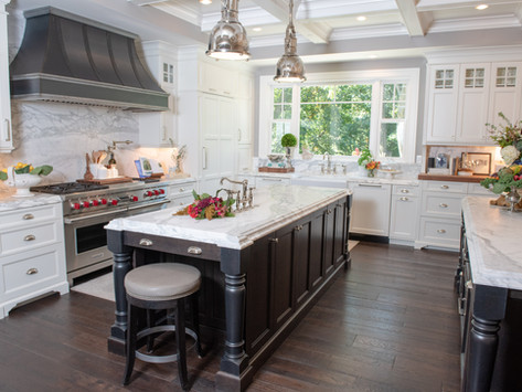 Timeless Custom Built Home in Urbandale, Iowa — By Minnesota Cabinets & Mainbuilt Custom Homes