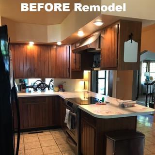 Kitchen Remodel in Des Moines, Iowa