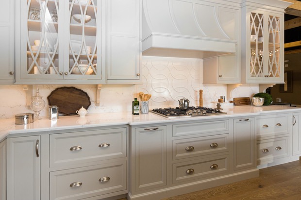 See it, love it, take it home...Minnesota Cabinets Kitchen Display ...