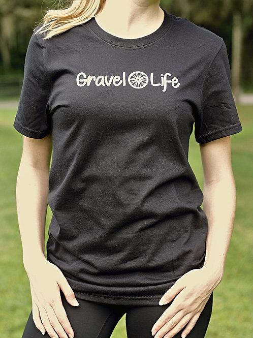 Gravel Life T-Shirt (Front)