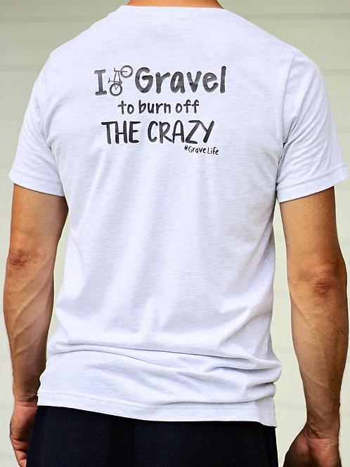 """Men's """"I Gravel..."""" T-Shirt"""