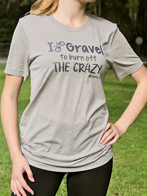 """Women's """"I Gravel..."""" T-Shirt"""