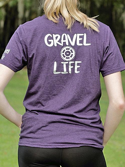 Womens Gravel Life T-Shirt