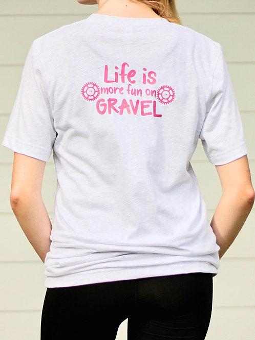 """Women's """"More Fun..."""" T-Shirt"""