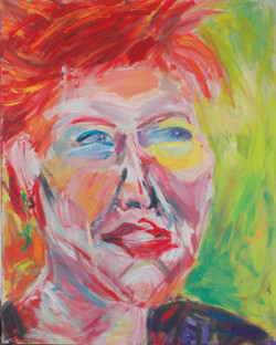 Tatiana 100 cm x130 cm,akryl