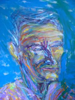 Franek 100 cm x 110 cm,akryl
