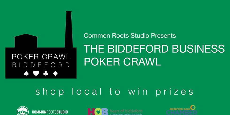 Biddeford Business Poker Crawl