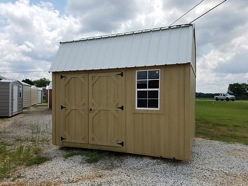 10x12 Side Lofted Barn