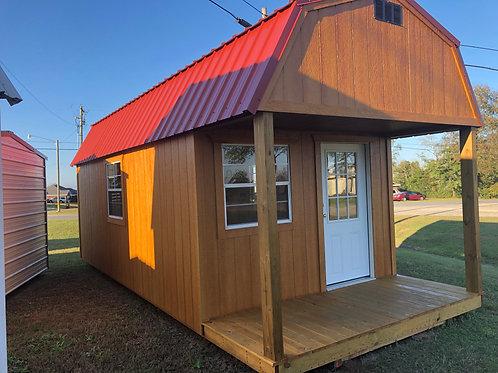 10x24 Lofted Cabin W/Electrical REPO
