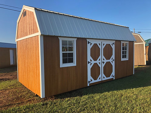 10x20 Side Lofted Barn REPO