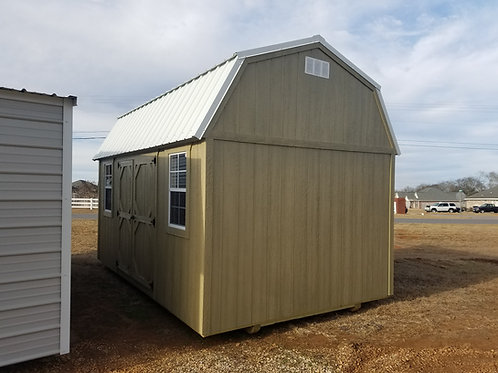 10x16 Side Lofted Barn