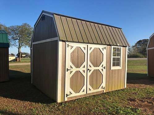 10x12 Side Lofted Barn REPO